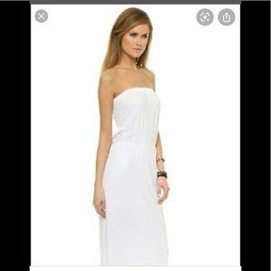 Sundry strapless maxi dress sz 2/M